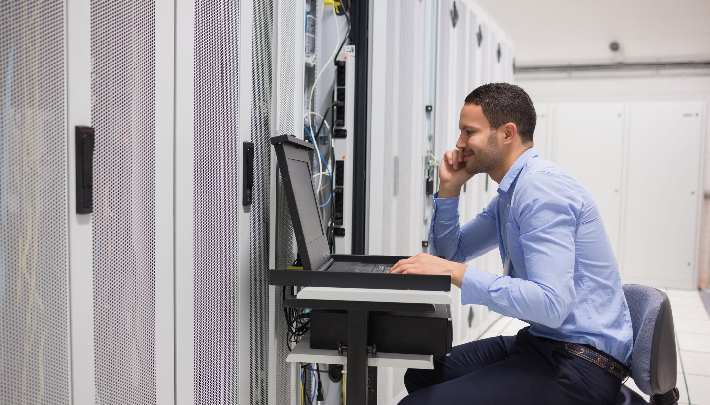 Classical IT-Infrastructure