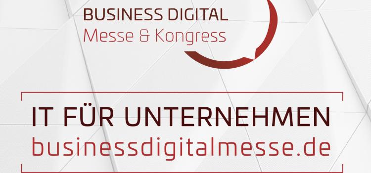 SaxIT bei der Business Digital Messe
